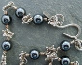 Moon and the Stars Necklace