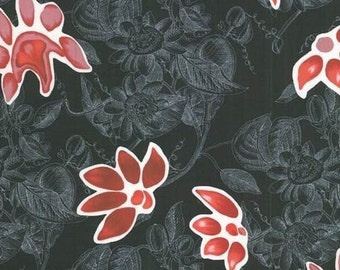 Wonderland in Black and Red