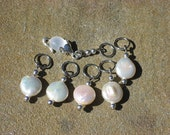 Mouse Beaded Stitch Markers