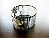 Microfilm Cuff - One Cuff