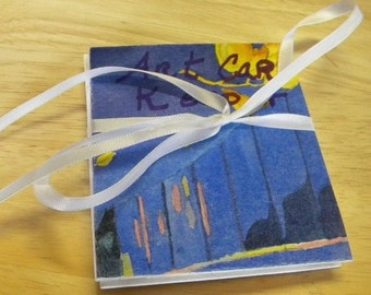 ACEO keeper book
