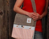 Mischievous Gnome Messenger Bag Sewing Pattern