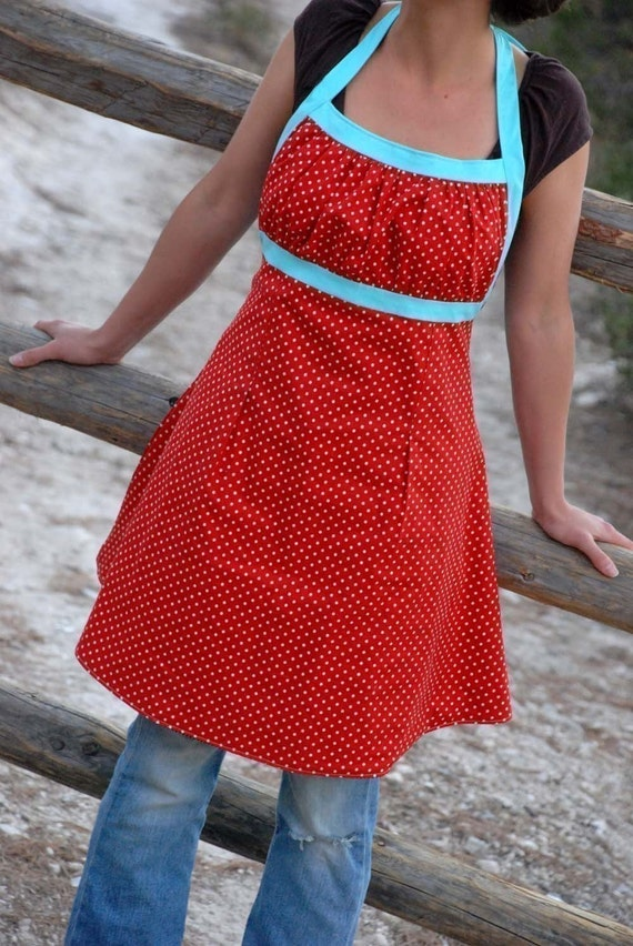 Emmeline Apron PDF Sewing Pattern