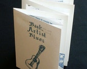 Book Artist Blues--Original Artists Book