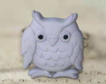 Owlie the Owlet Adjustable Ring