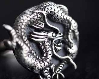 Year of the Dragon Ring Limited Edition LAST ONE