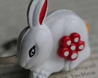Lucky Rabbit Ring