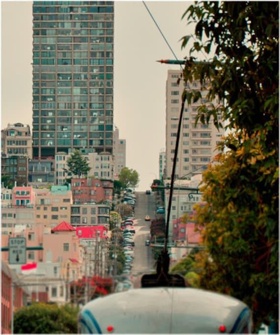 Fair Champagne - San Francisco Landscape Photography Print