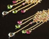 Xian Earrings - Reserved for Rosestz