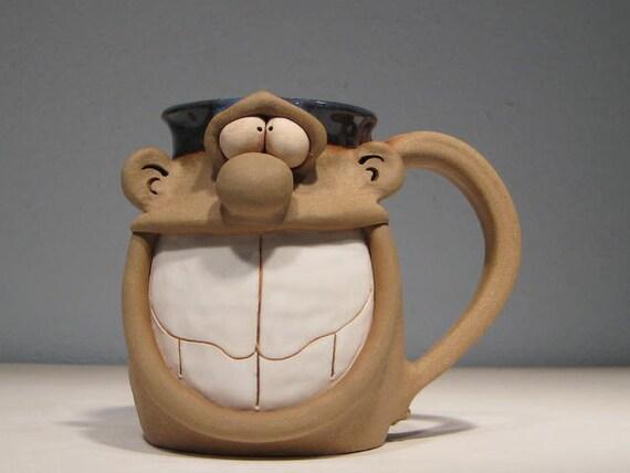 Happy Mug ....   LEFTY