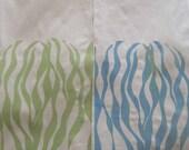 Kelp Tea Towel- Marine