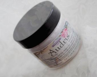 Whipped Soap Audris 2 oz Mini Creme Fraiche Trial Sample Size VEGAN