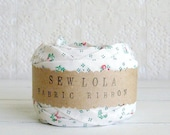 fabric ribbon - country cottage