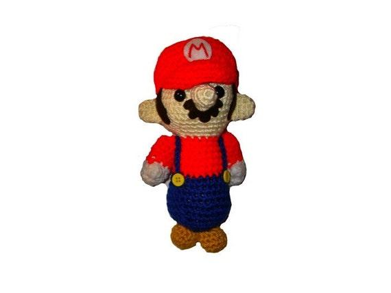 Super Mario Handmade Toy