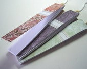3 bookmark books - Old World Style (Book Marks)