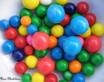 Double Bubble Gumballs Photograph