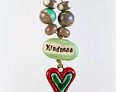 ON SALE - Kind Hearted Bead Set