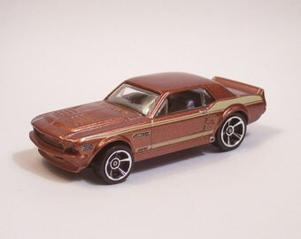 Hot Rod Magnet - 1967 Ford Mustang Coupe : Hot Rod, Man Cave, Refrigerator, Tool Box, Stocking Stuffer, Magnet