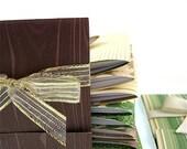12 Large Matchbook Notepads - Woodland Dreams