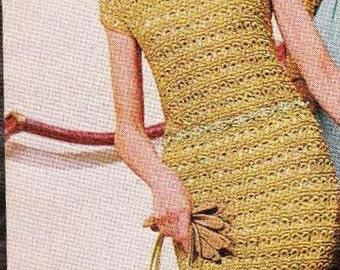 MAXI DRESS - Knit Maxi Dress Pattern