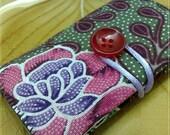 Asia Olivane Batik Business Cards Holder\/Case