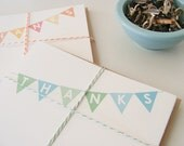 Banner Notecards - more color options