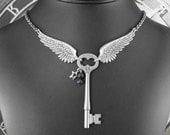 Guardian Angel of the Machina Artful Hardware Pendant