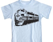 Train Birthday Shirt - Kids
