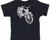 Vintage Schwinn Bicycle Baby or Toddler Bike Retro T-Shirt in 6 Months, 12 Months, 18 Months, 2T, 3T, 4T or 6T