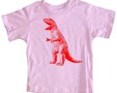 Kids T-REX DINOSAUR T-shirt