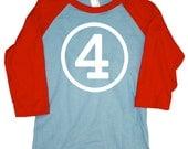 4th Birthday Shirt - FOURTH BIRTHDAY Tshirt