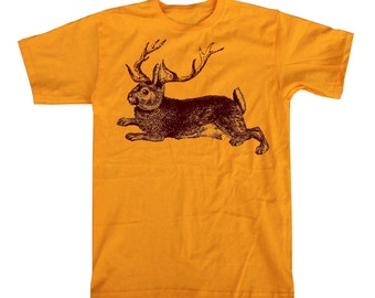 Mens JACKALOPE T-shirt