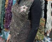 Thick & Thin Dress Pattern