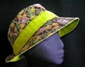 UNISEX AKUBRA Style KOALA Fabric Hat Australian Souvenir