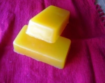 Mango Frapp Goats Milk  Handmade Soap  4 oz