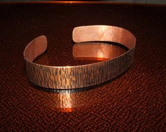 Branch Out Copper Bracelet