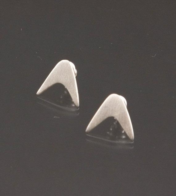 Boomerang Earrings
