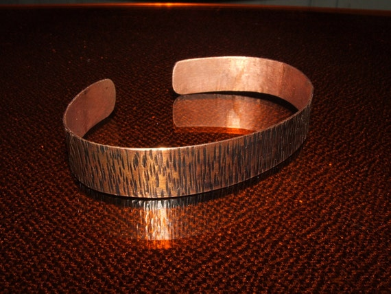 Branch Out Copper Bracelet
