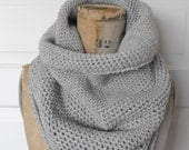 NOMAD cowl in ash