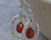 Carnelian and Rings