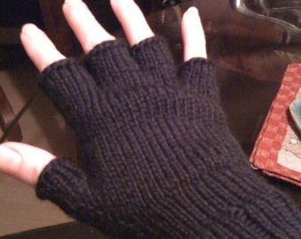 Popular items for half finger gloves on Etsy
