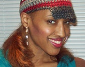 Fitted Soft Brim Hat  - Special Order - Choose Your Colors