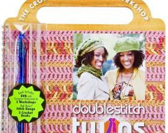 The Crochet Fashionista Workshop- Personally Autographed Copy