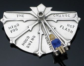 SALE 25% off - The Change pin