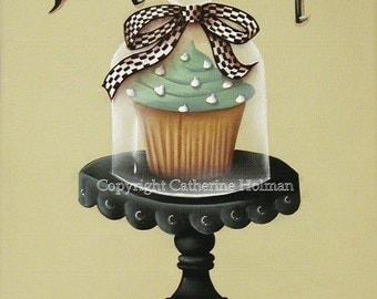 Cupcake Art print Dreamy