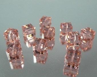 Swarovski Crystal Cubes