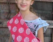 READY TO SHIP-Just Like Mommy Baby Doll Sling- Pink Bloom-Free Shipping When Purchased With A Wrap