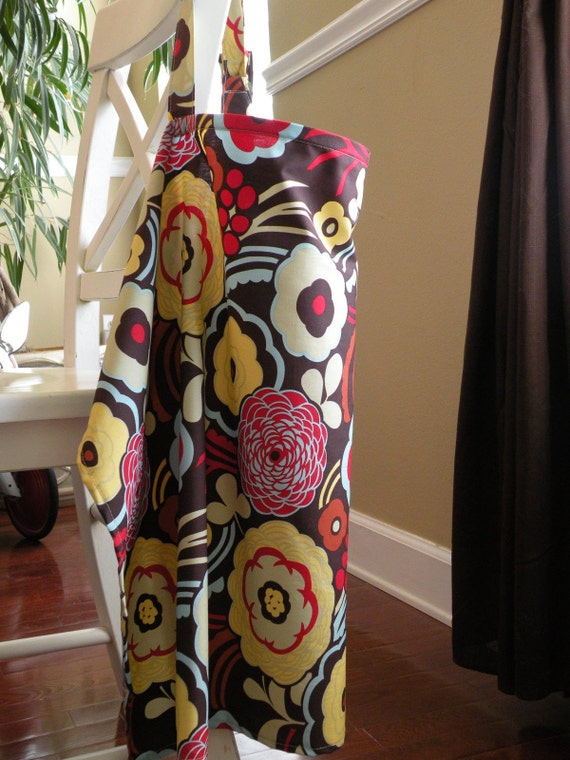 Beautiful Nursing Cover-Chocolate Kleo-Free Shipping When Purchased With A Wrap
