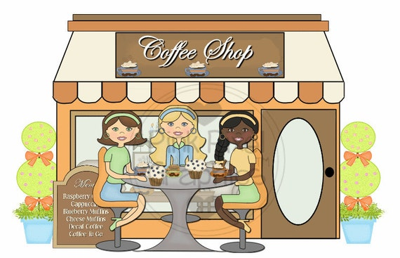 Items similar to Buy 1 Get 1 Free Coffee Diva Ladies ...