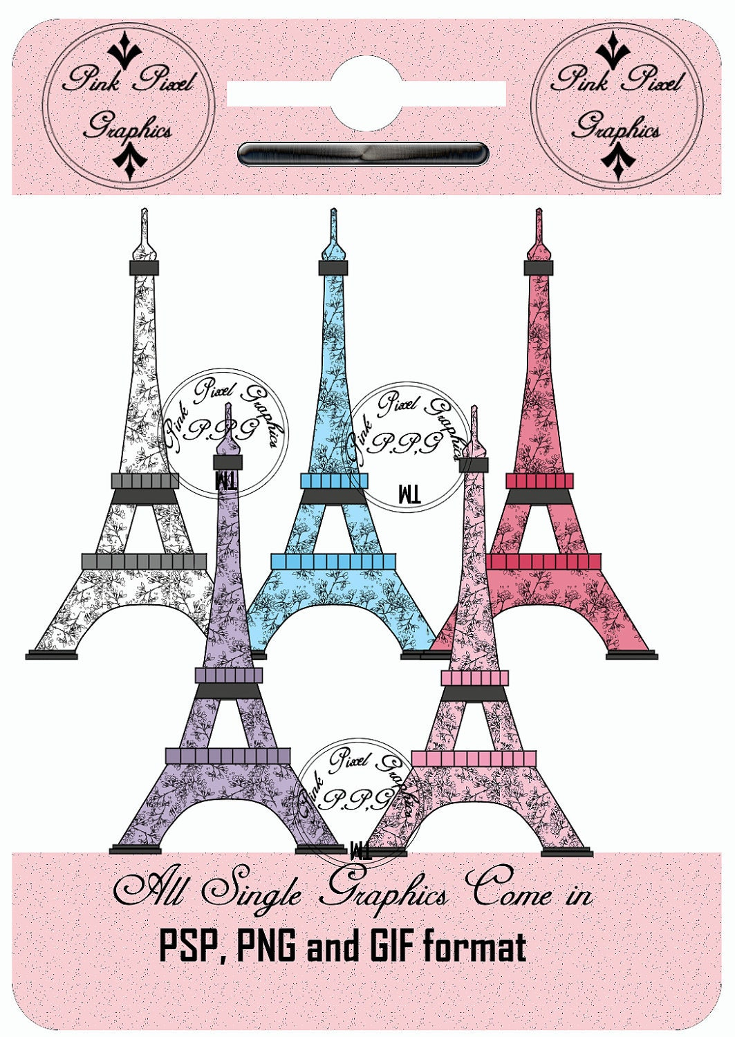 buy 1 get 1 free paris boutique eiffel tower by digitalscrap. Black Bedroom Furniture Sets. Home Design Ideas